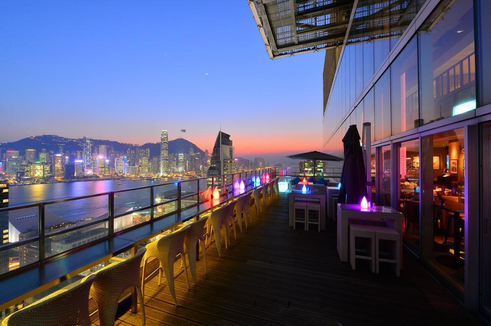 Best Rooftop  Skybars  I Migliori Bars e Ristoranti