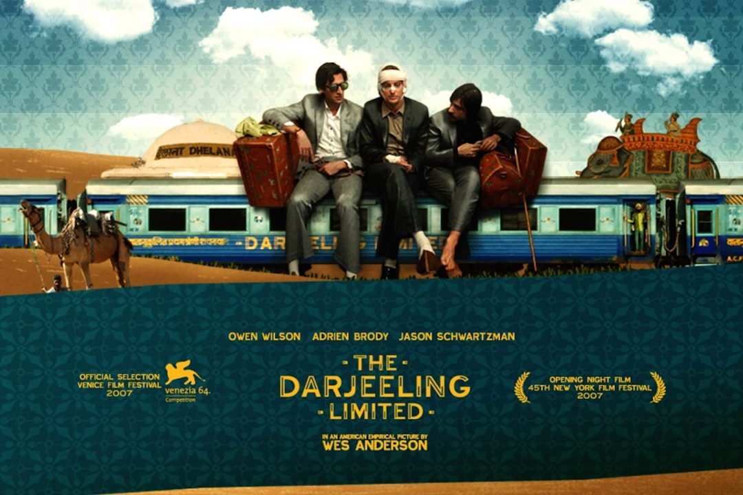 Darjeeling Limited Movie Poster