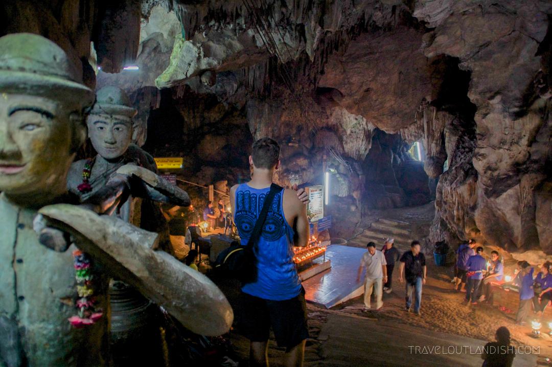 Fun Things to do in Chiang Mai - Chiang Dao Cave outside of Chiang Mai