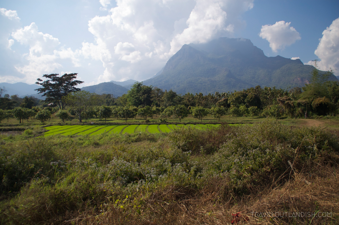 Fun Things to do in Chiang Mai - Scenic view on the road to Chiang Dao