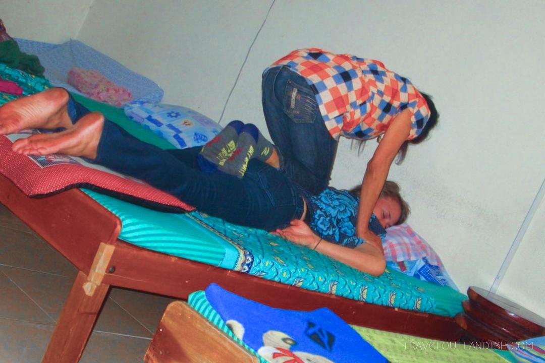Fun Things to do in Chiang Mai - Thai Massage