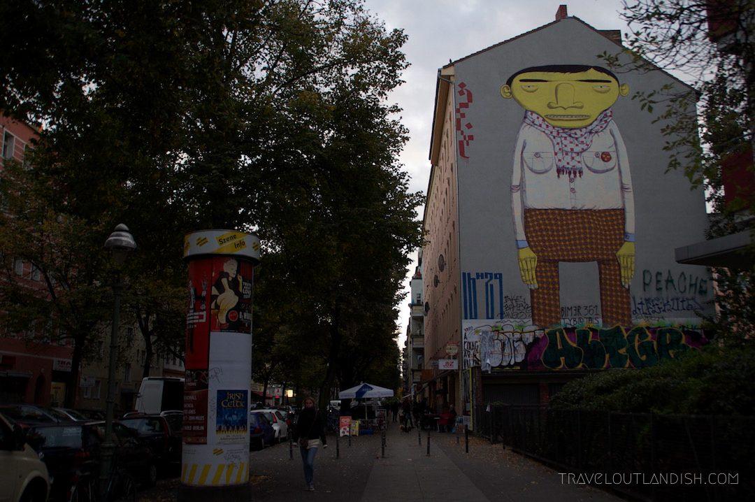 Berlin Street Art Os Gemeos