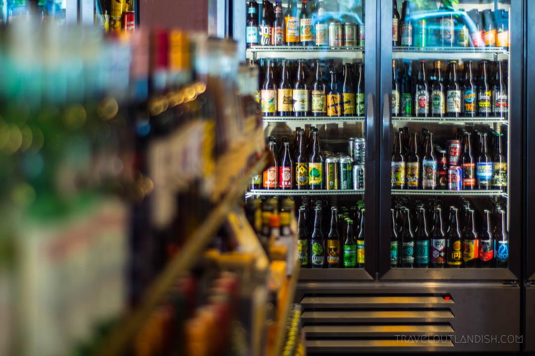 Craft Beer in Portland