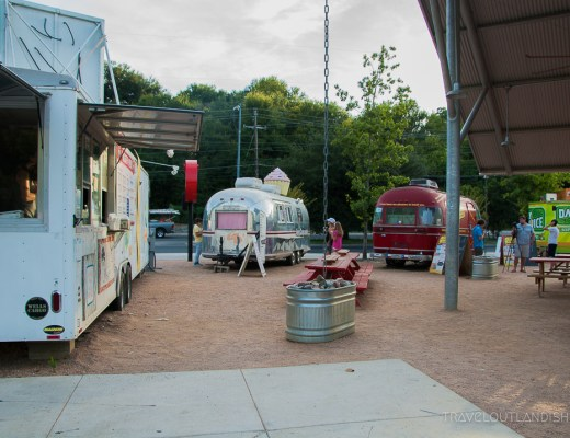Food Trucks in Austin