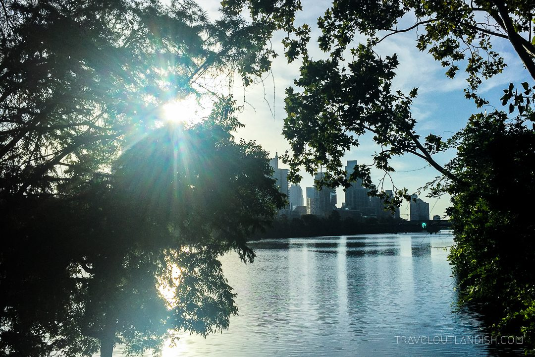 Fun Things to do in Austin - Zilker Park