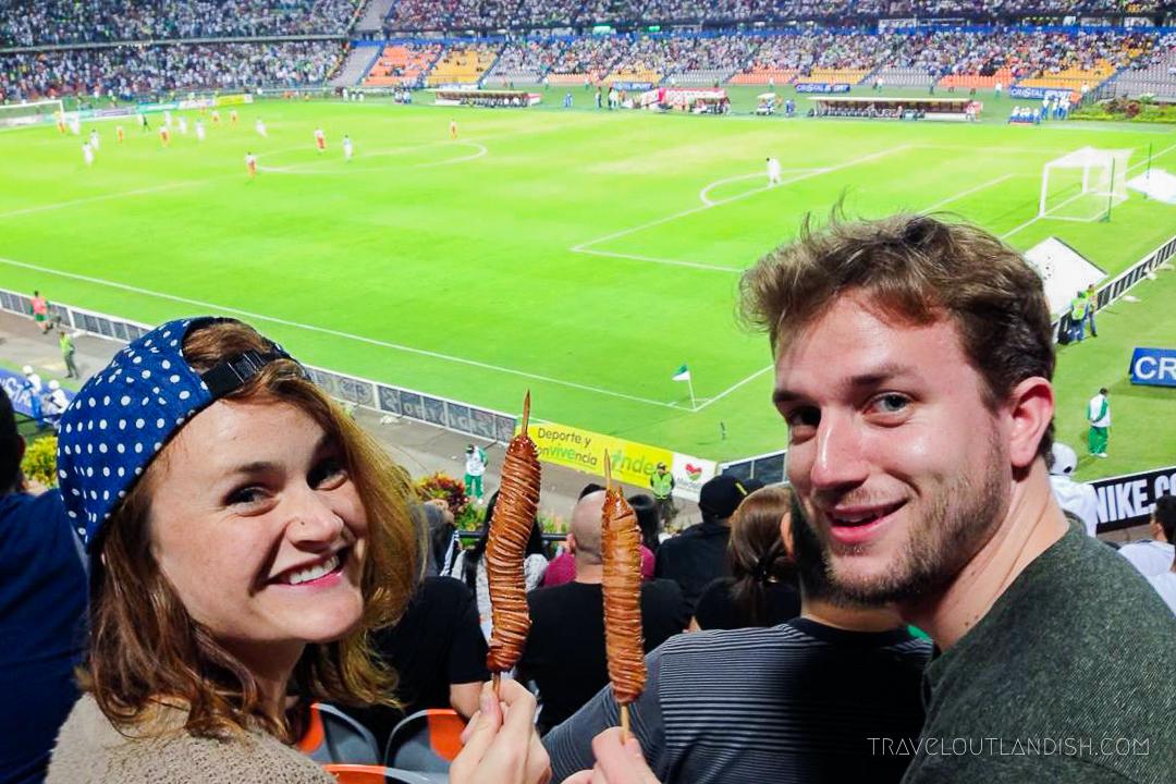 Things to do in Medellín: Colombian Soccer Game in Medellin