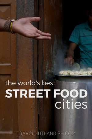 Your guide to eating your way through the world's best street food cities from Lima to Tokyo!