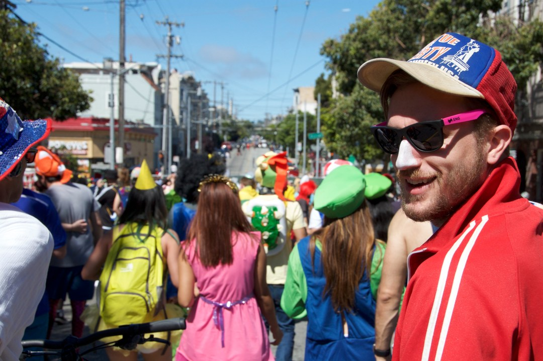 Unique Things to do in San Francisco: Bay to Breakers