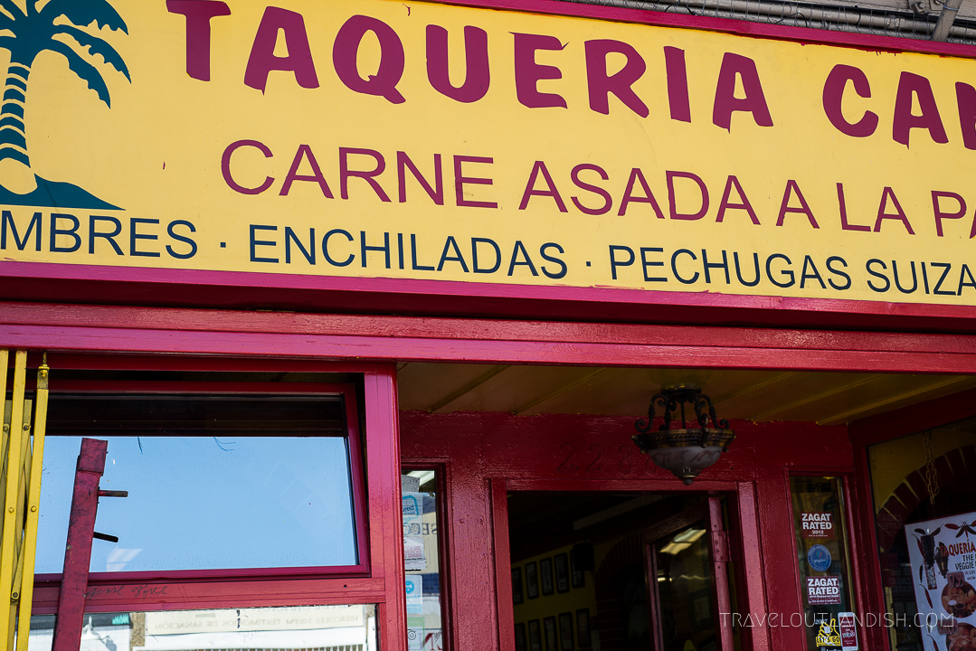 Best Tacos in San Francisco: Taqueria Cancun