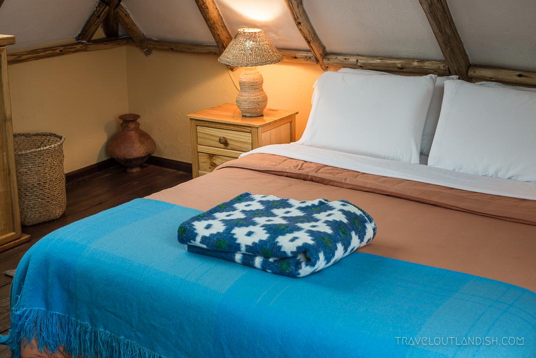 Unique Hotels in Cotopaxi - Hacienda el Porvenir Suites
