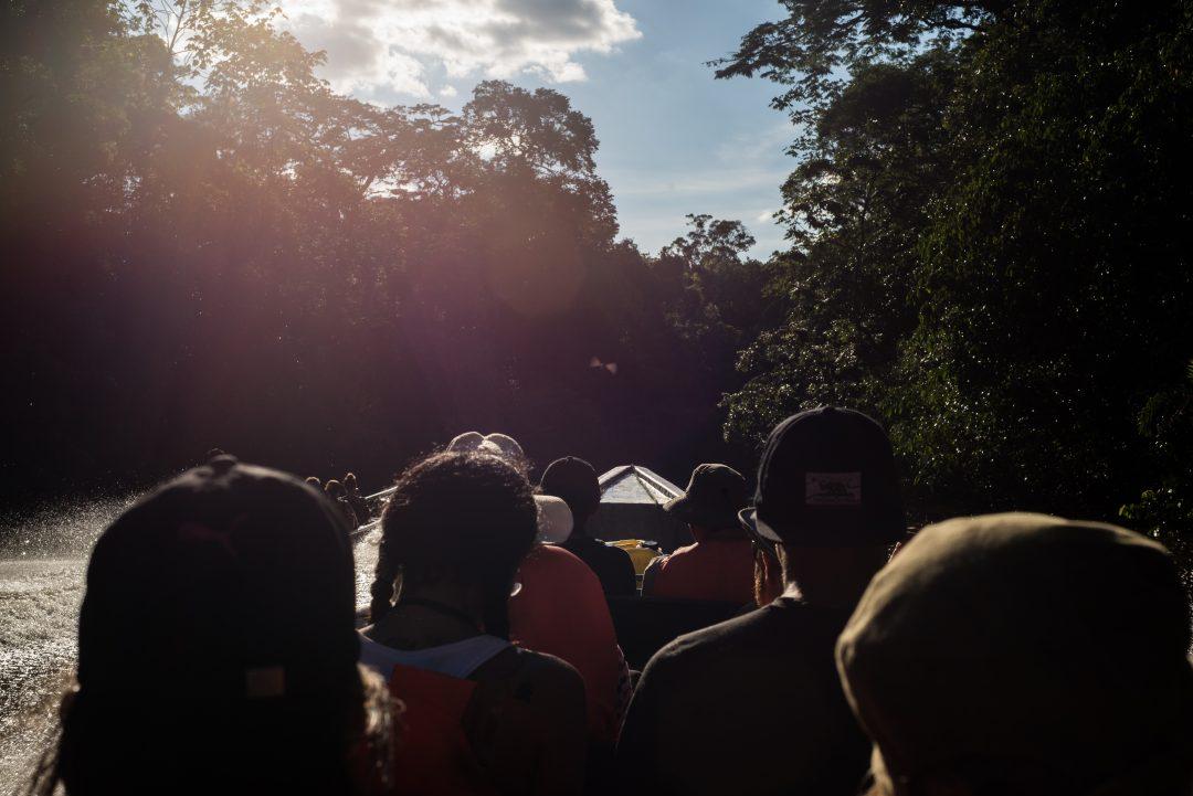 Ecuador Amazon - Samona Lodge Amazon Tour Group