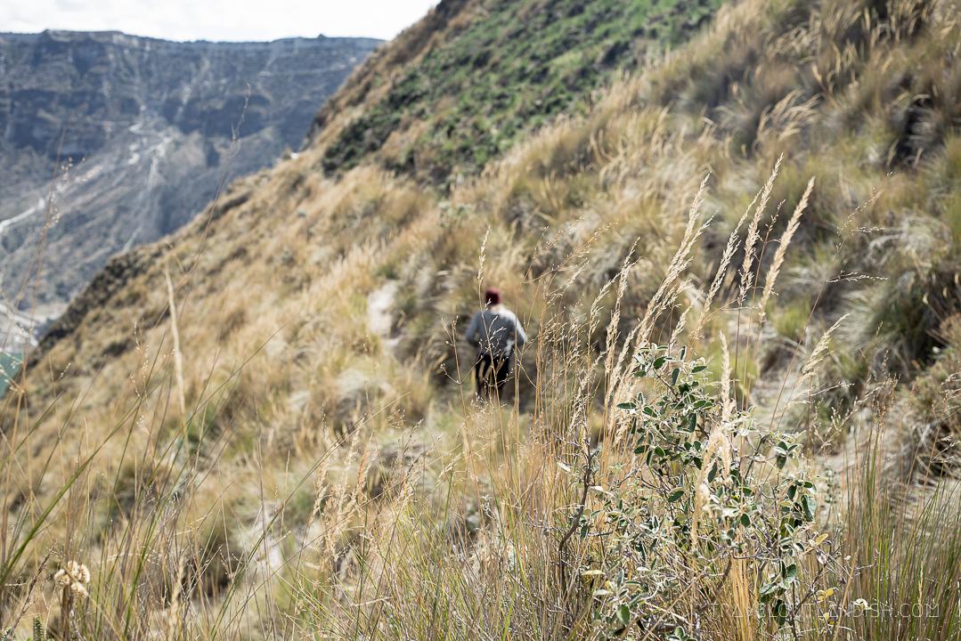 Trekking the Quilotoa Loop