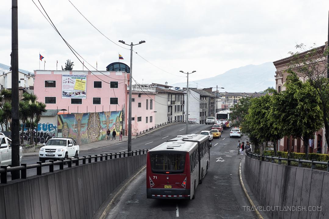 Graffiti in Ecuador - Quito Street Art