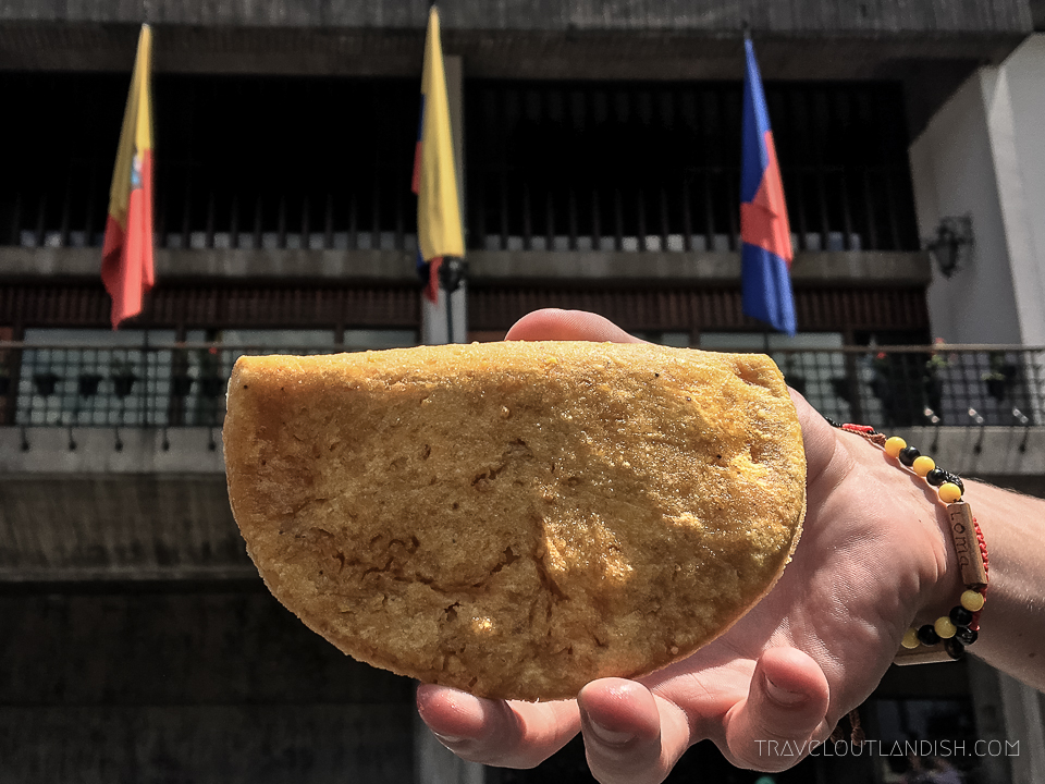 Empenadas in Quito
