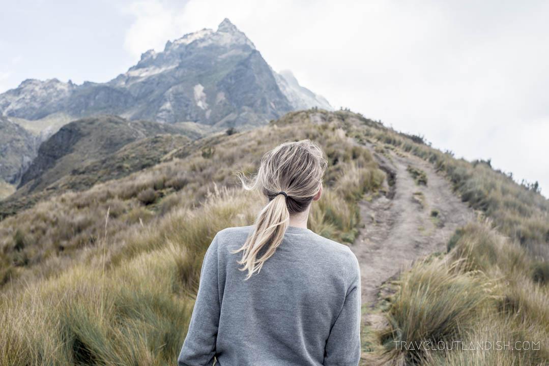 Fun Things to do in Quito - Rucu Pichincha