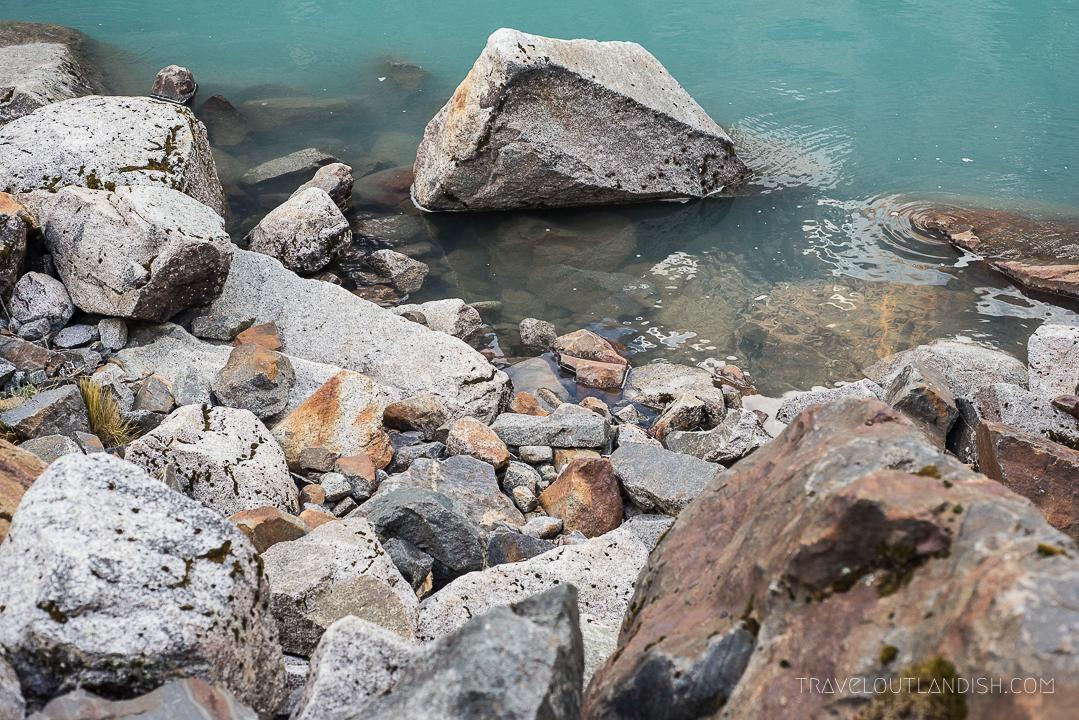The Santa Cruz Trek - Laguna Arhuaycocha