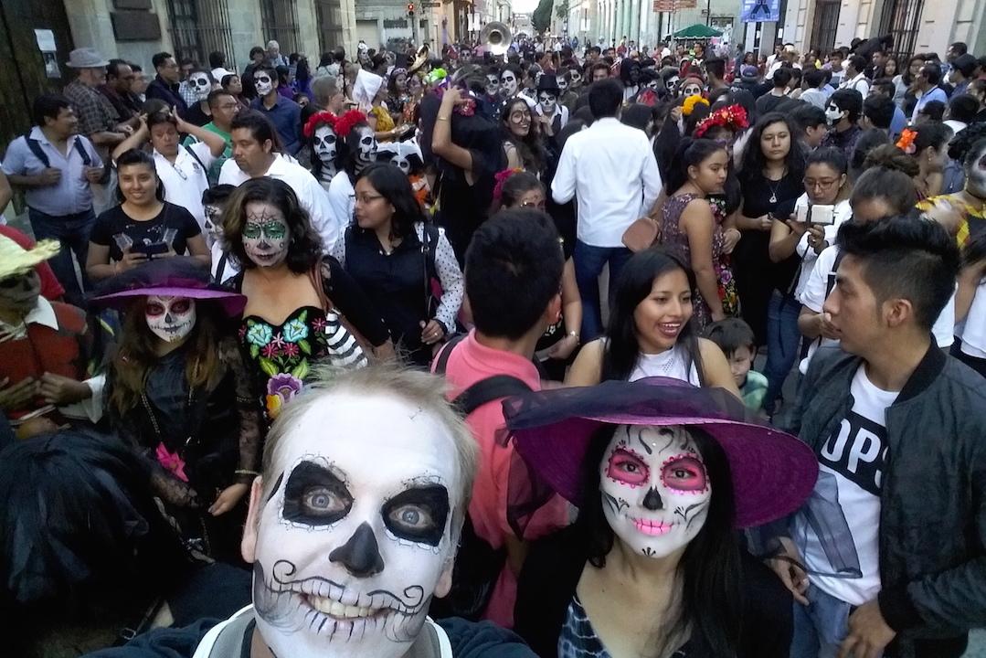 Weird Festivals in 2019 - Dia de Los Muertos