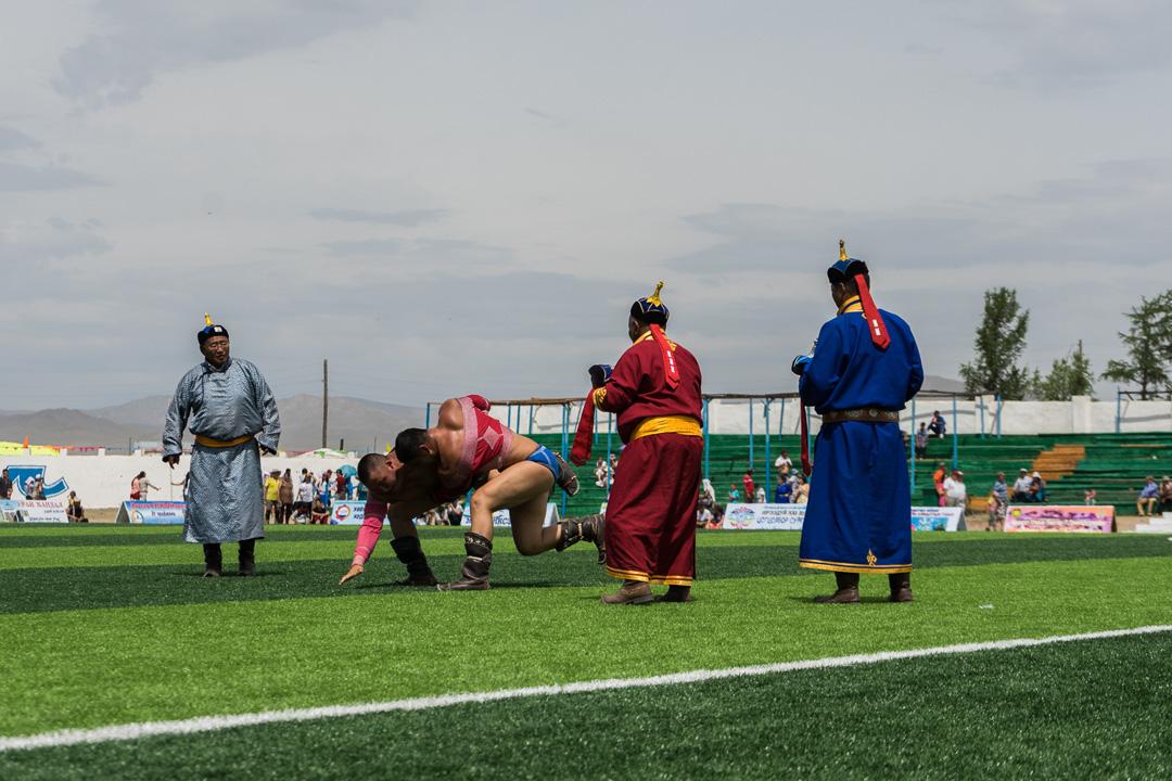 Weird Festivals in 2019 - Naadam
