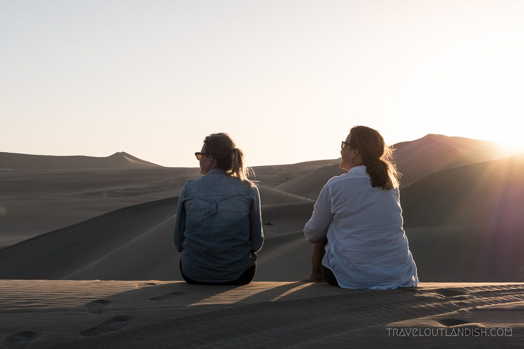 Dune Buggy Tour + Sandboarding in Huacachina - Sunet in Huacachina