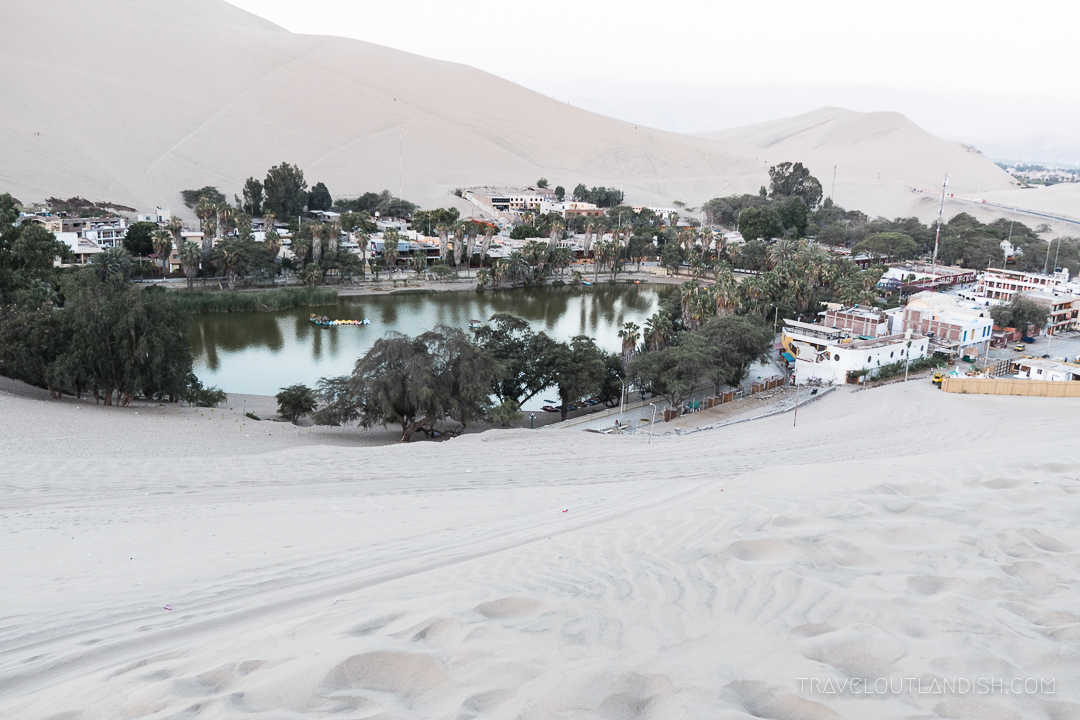 Dune Buggy Tour + Sandboarding Huacachina - Huacachina Oasis