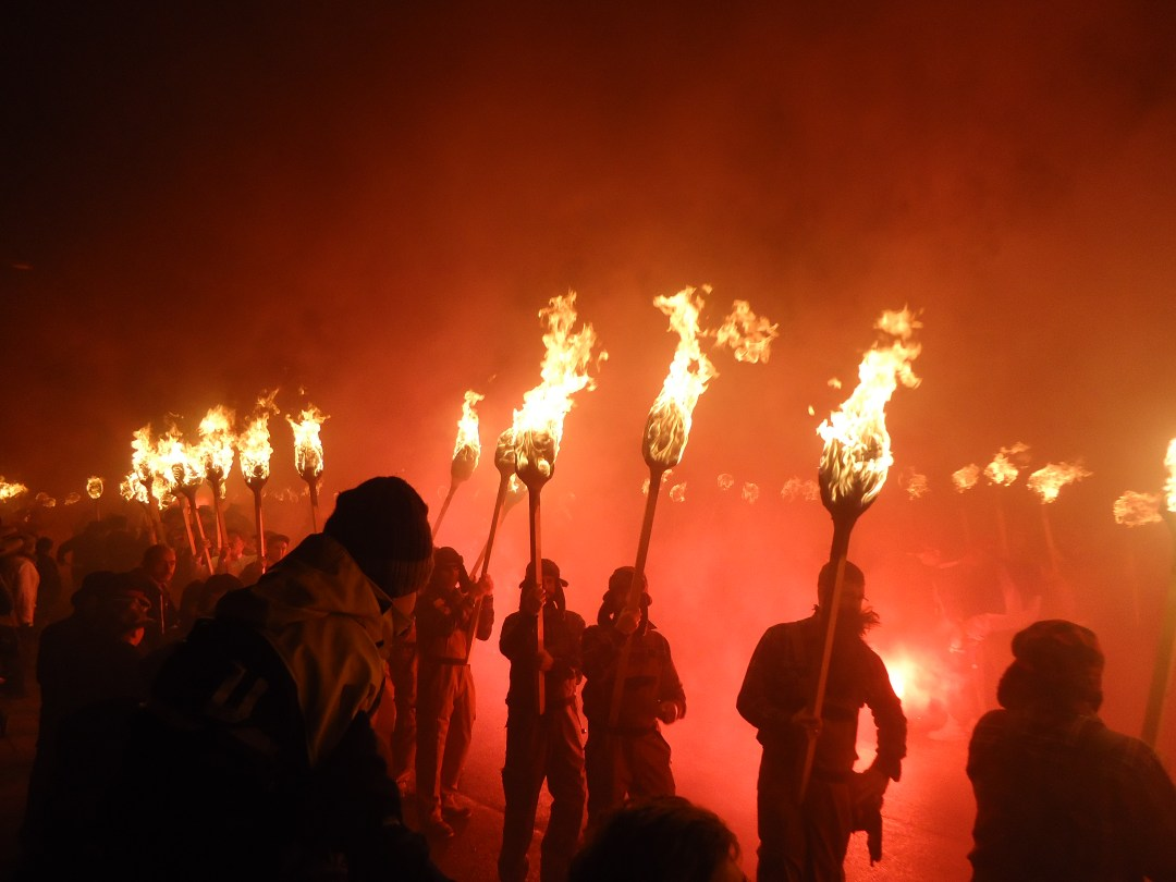 Unique World Festivals in 2019 - Up Helly AA
