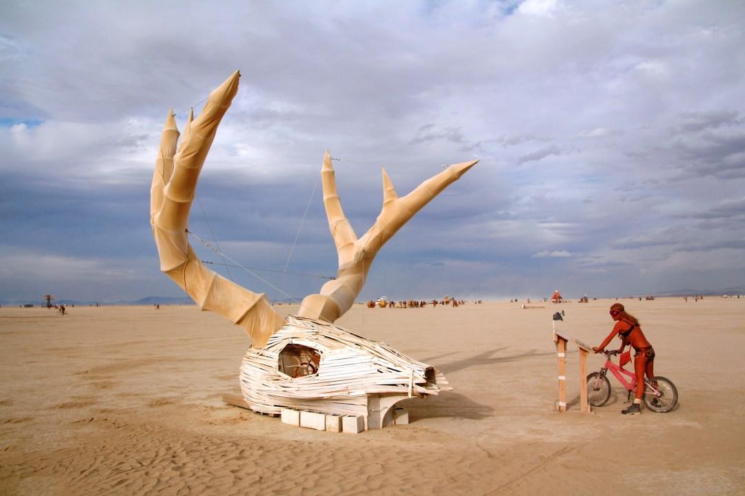 Weird World Festivals 2019 - Burning Man