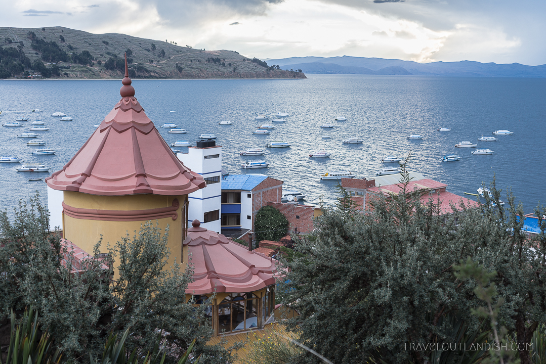 Overlooking Lake Titicaca on a Stay in Las Olas Hotel