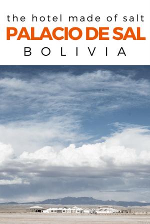 Ever wondered what it's like inside a salt hotel? A sneak peek inside Palacio de Sal in Uyuni, Bolivia