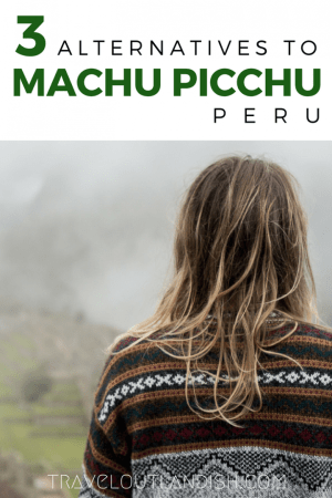 Want a less crowded or less expensive alternative to Machu Picchu? The pros / cons of Choquequirao, Kuelap, + the Sacred Valley as alternatives.