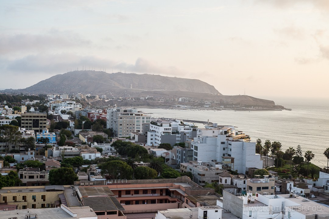 City View of Lima