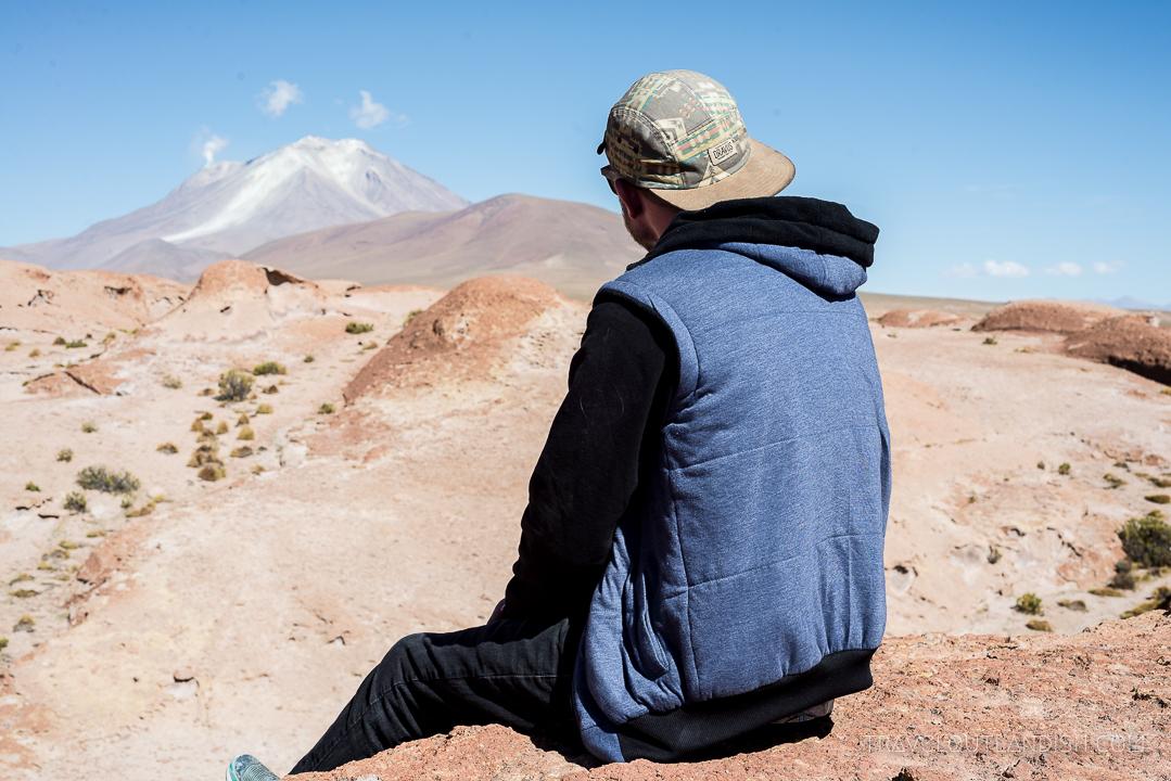 Salar de Uyuni Tour - Viewpoint