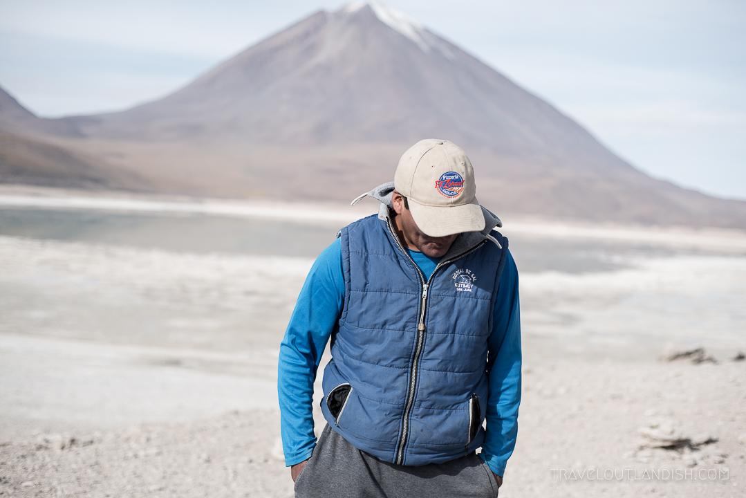 Salar de Uyuni Tours - Vladmir, an Andes Salt Expeditions guide