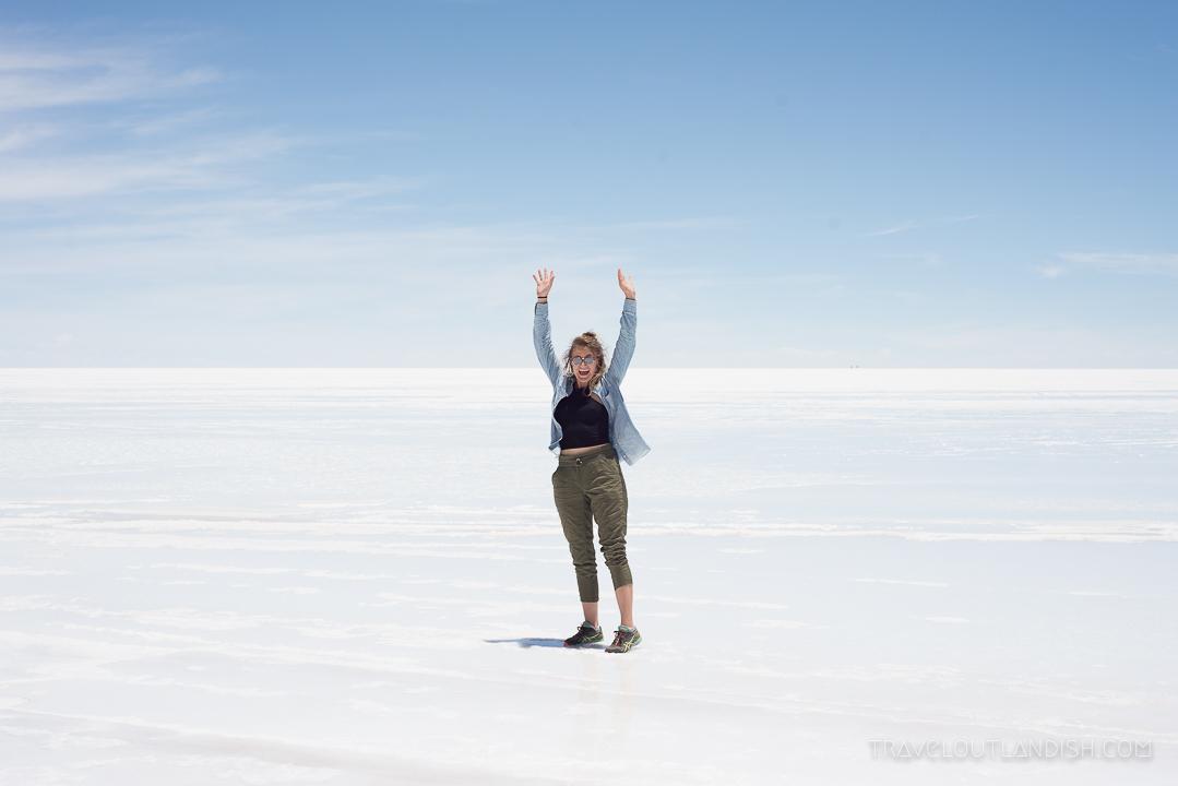Salar de Uyuni Tours - Salt Flats