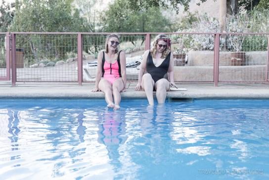 Elqui Domos - Poolside