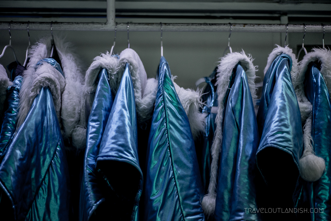 Yeti Ice Bar Argentina - Polar Bear Ponchos