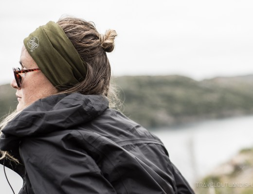 Buff Headwear - Headband at Torres del Paine