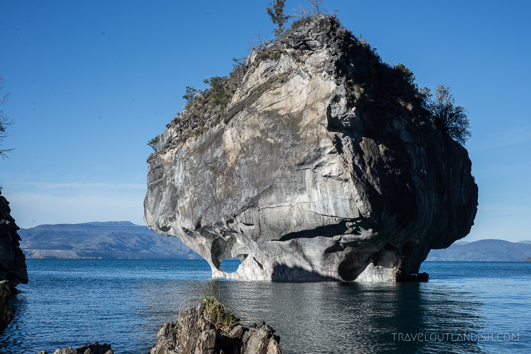 Marble Caves Chile - The Cathedral