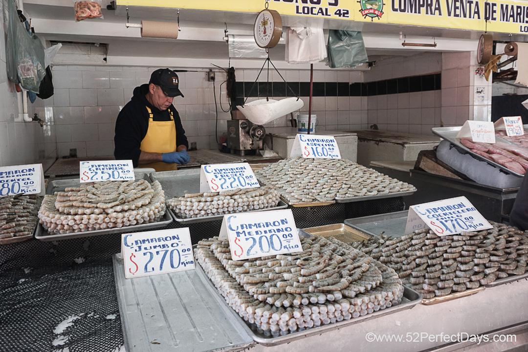Mercado Negro - Vendor