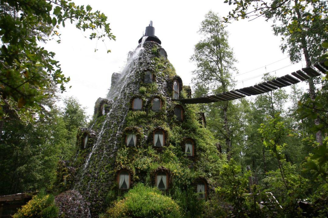 Unusual Hotels in South America - Montaña Magica