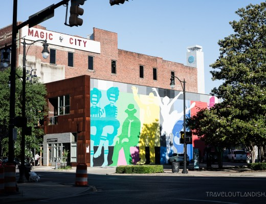 Fun things to do in Birmingham - Magic City Street Art