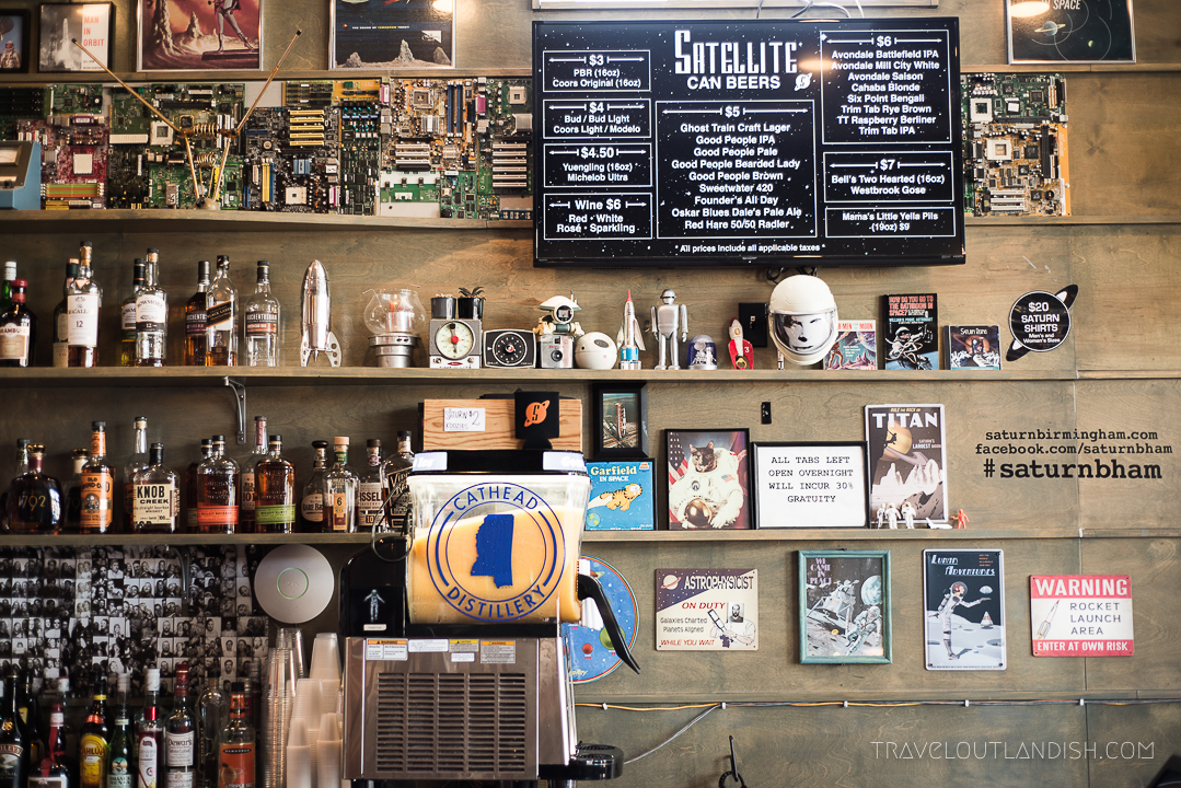 Fun things to do in Birmingham - Satellite Cafe