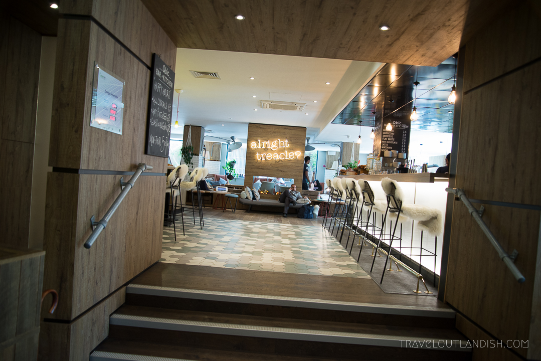 Unusual Hotels in London - Restaurant