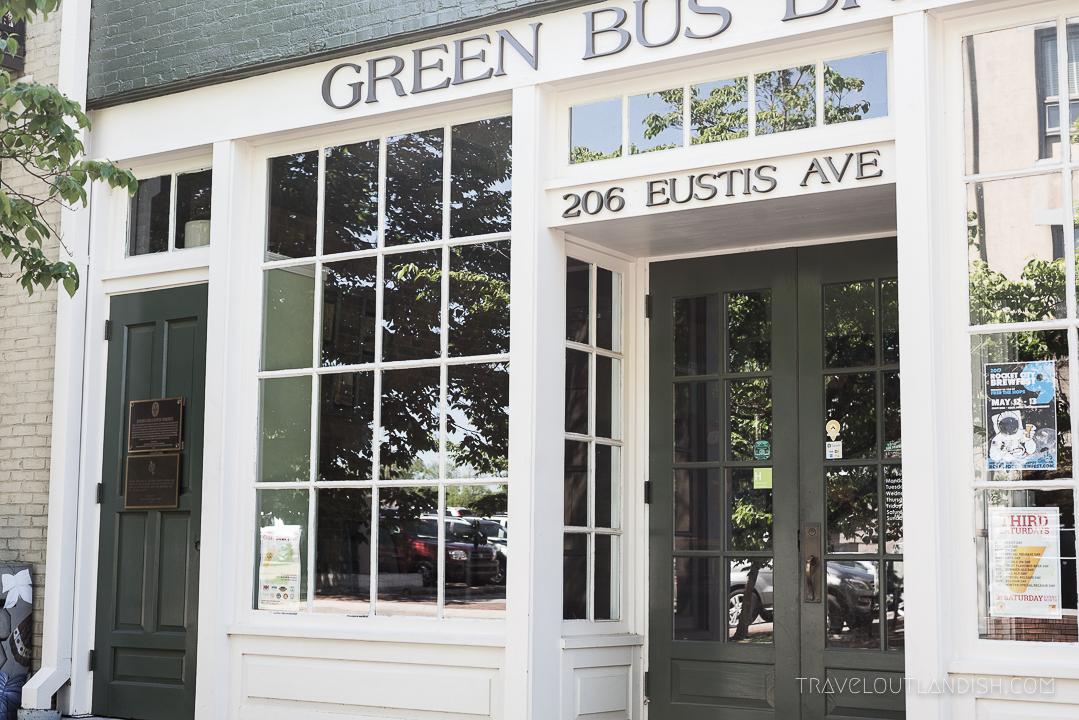 Best Beer in Huntsville - Green Bus Brewing