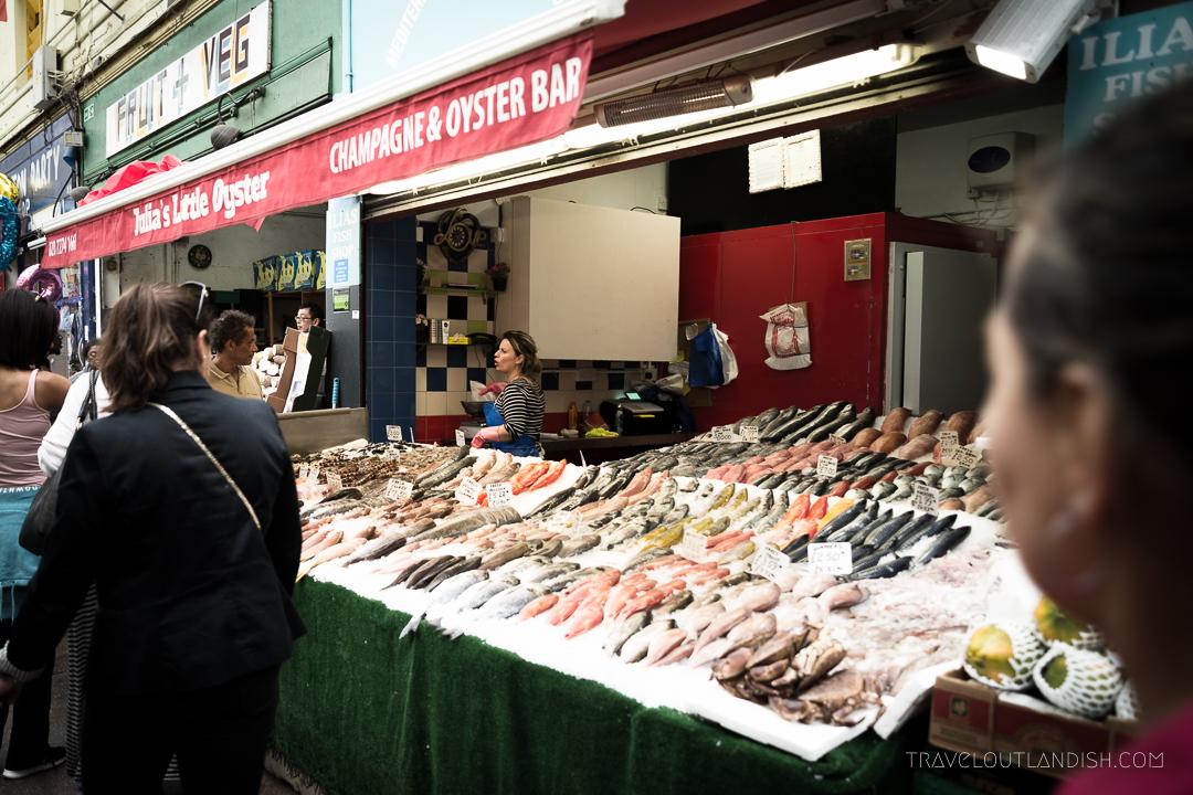 Best London Markets - Brixton Market