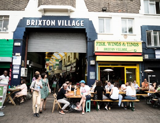 Best London Markets - Brixton Village