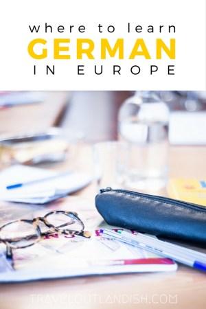 Want to learn German? A review of learning German with Speakeasy Berlin. #sponsored by Speakeasy Berlin