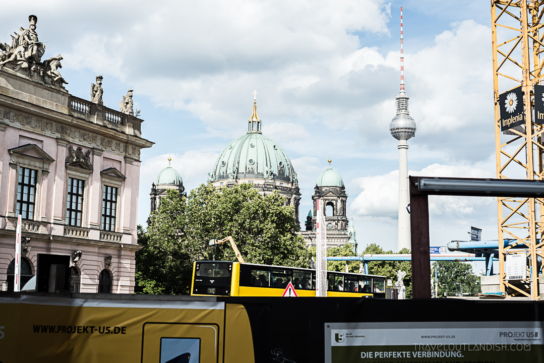 Moving to Berlin - Berliner Dom