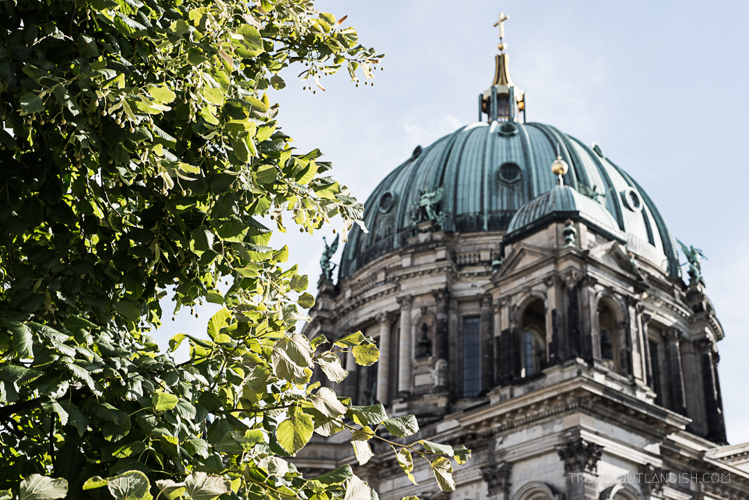 Moving to Berlin - The Berliner Dome