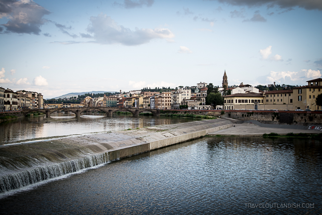 Secret Florence - Waterway in Florence