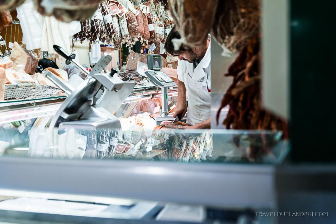 Secret Florence - Butcher Shop in Florence